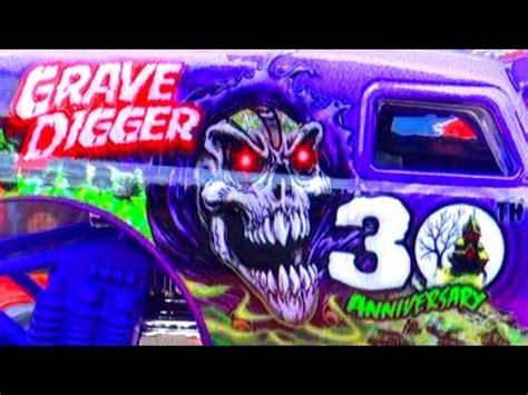you tube monster truck jam grave digger 30th anniversary monster truck wheels