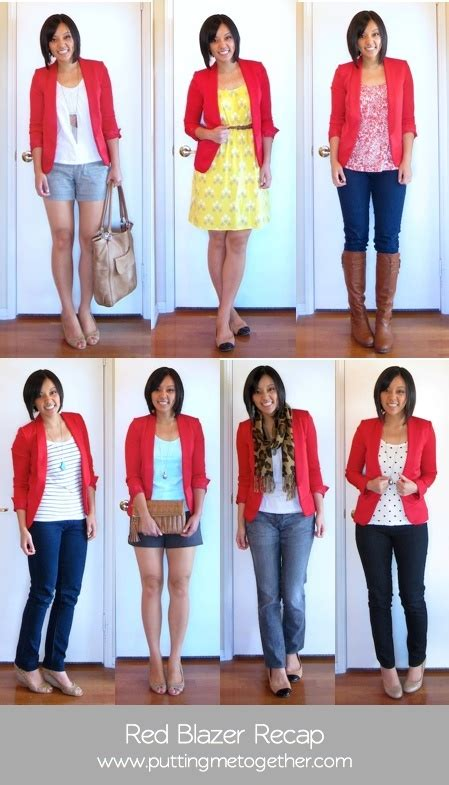 7 Ways To Wear Neutral Blazers by 1000 Images About I A Blazer Look On