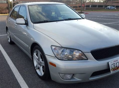 lexus is 300 for sale by owner lexus is 300 02 3000 or less columbia md by owner