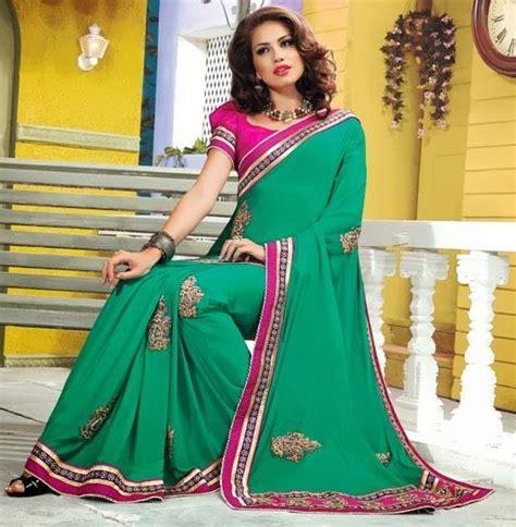 baju india designer baju india simple silk saree12 stylecry