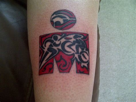 half ironman tattoo designs 15 best mdot images on ironman