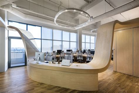 creative office defined by a single of furniture