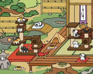 zen layout neko atsume neko atsume update japanese summertime girl in therapy