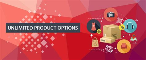 adding unlimited product options for personalization