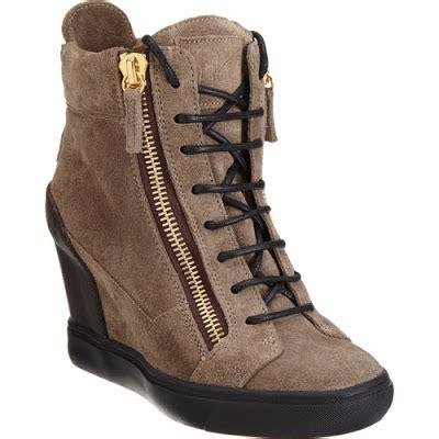 giuseppe wedge sneaker lovebrownsugar shoe giuseppe zanotti sneaker wedges