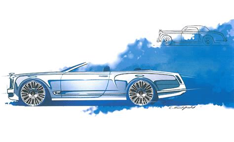 bentley mulsanne convertible won t enter production news car and driver car and driver blog