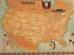 map of the indian tribes of america quia class page westward expansion