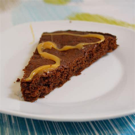 schoko karamell kuchen schoko bananen tarte mit karamell katha kocht