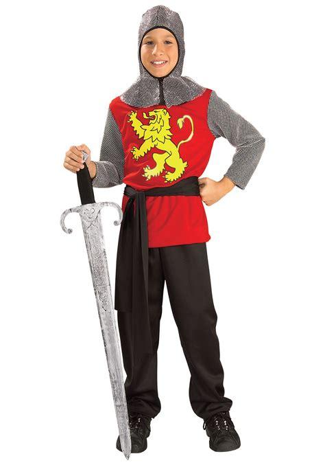 kids halloween costumes australia kids medieval knight costume