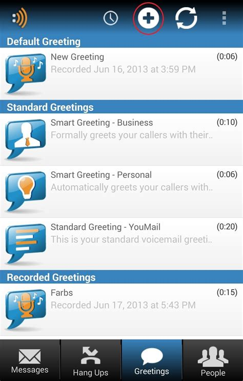 Get Voice Messages From by How To Give Your Friends Custom Voicemail Greetings