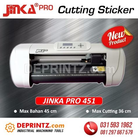 Mesin Cutting Sticker Jinka Xl Pro 2 721 Murah jual mesin cutting sticker bekas murah custom sticker