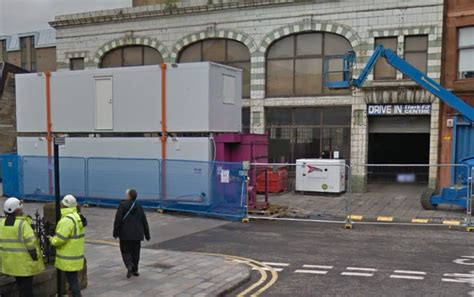 cheap haircuts glasgow west end glasgow residents fury over plans to turn a listed art