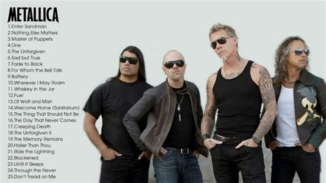 the best of metallica best of metallica greatest hits album