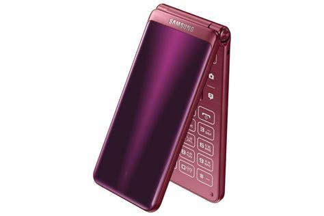 Samsung Flip 2 Sim samsung releases another new smart flip phone in korea