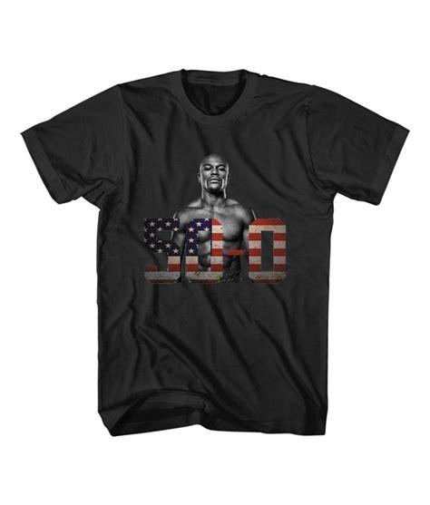 Tees Buy Buy Floyd Mayweather 50 0 Graphic Tees Shirts