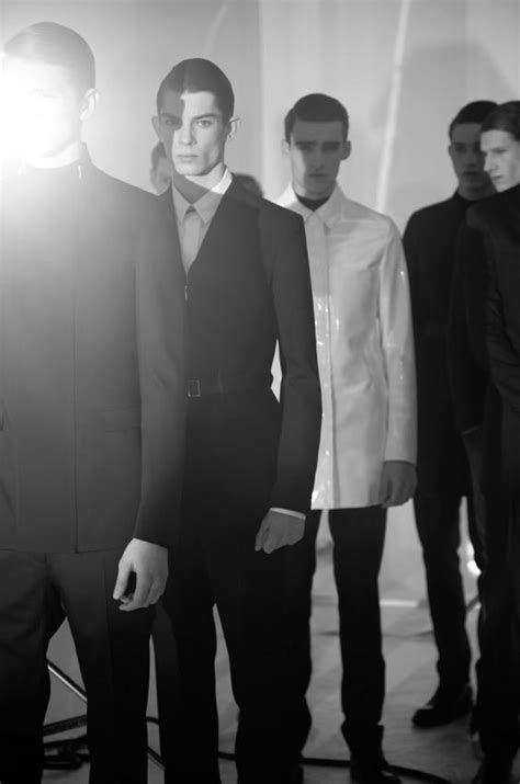 Kris Assche To Replace Slimane At by Homme Is Where The Is Kris Assche S Tailoring