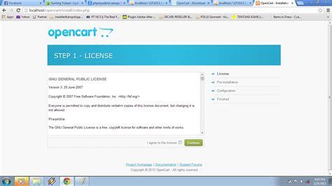 membuat online shop dengan opencart membuat toko online sendiri dengan opencart gratis lydi