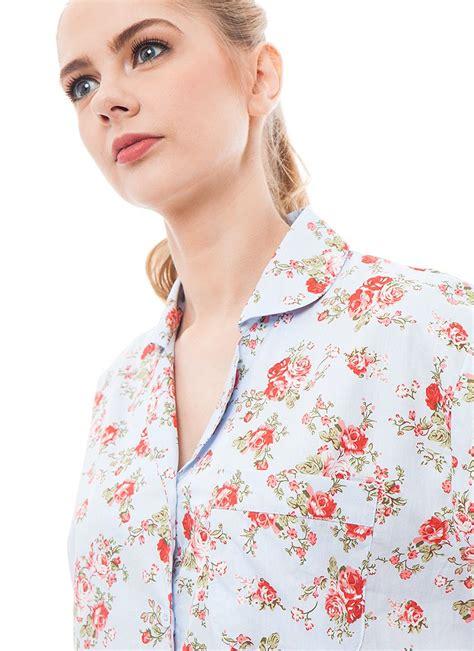 Flowet Tosca pajamalovers flowers klikindomaret