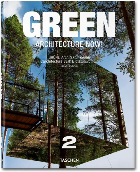 green architecture now vol green architecture now vol 2 taschen books midi format