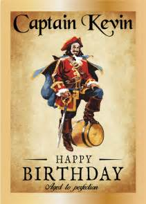 captain morgan birthday liquor label icustomlabel