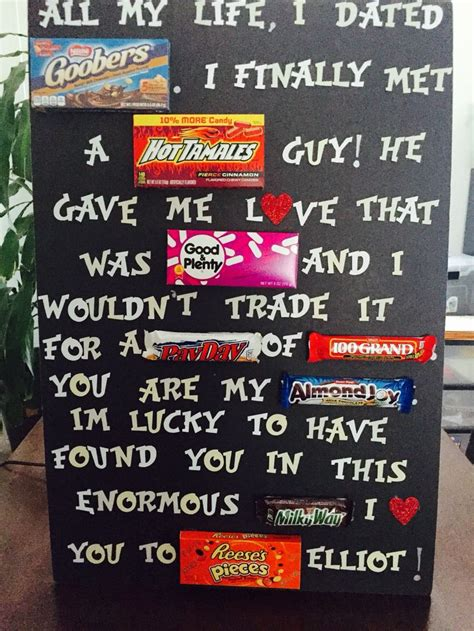 Best  Homemade Boyfriend Gifts  Ee  Ideas Ee   On Pinterest