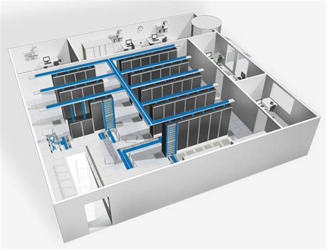 The Azure Floor Plan by Teleg 228 Rtner Products For Data Center Cabling Patch