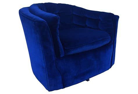 Velvet Blue Chair » Home Design 2017