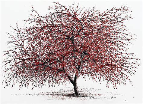 cherry tree design 25 tree drawings ideas design trends premium psd