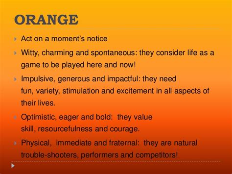 true colors orange c miranda true colors ppt activity