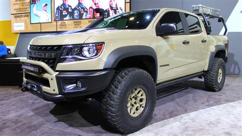 2020 Chevrolet Colorado Zr2 by 2020 Chevy Colorado Zr2 Bison 2019 2020 Chevy