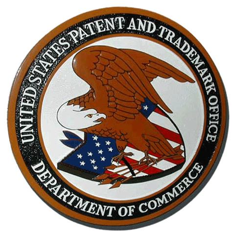 Us Patent Office by U S Government Seals Federal Agency Official Department