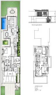 Narrow Home Plans by Narrow Block House Designs For Perth Wishlist Homes