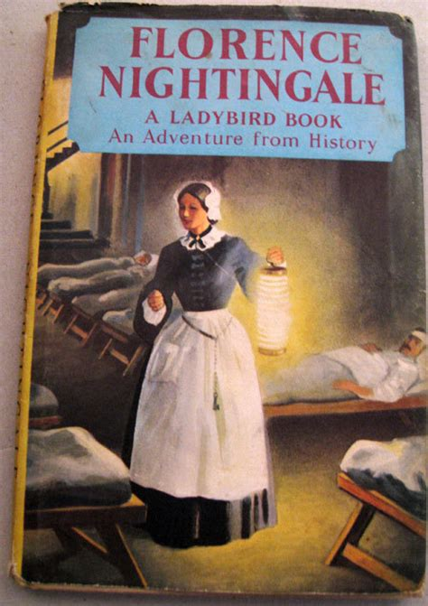 a picture book of florence nightingale lemon layer cake florence nightingale ladybird book