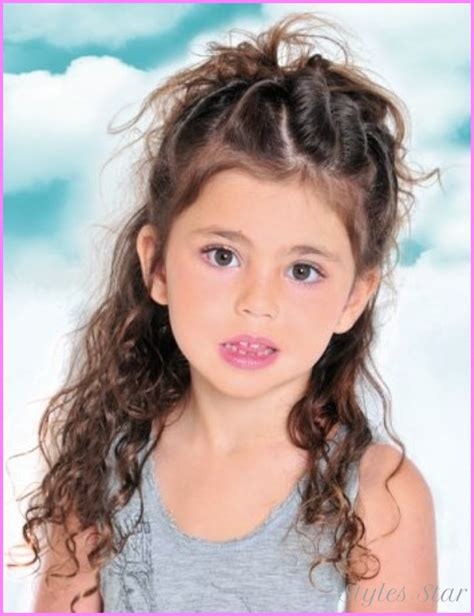 Different haircuts for kids girls   StylesStar.Com