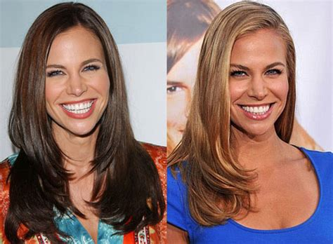 brunette gone blonde blonde to brunette makeover pictures hairstyle gallery