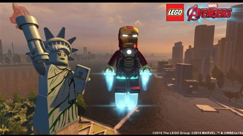 Ps4 Lego Marvel Avenger New lego marvel s open world shows new york city other free roam locations vg247