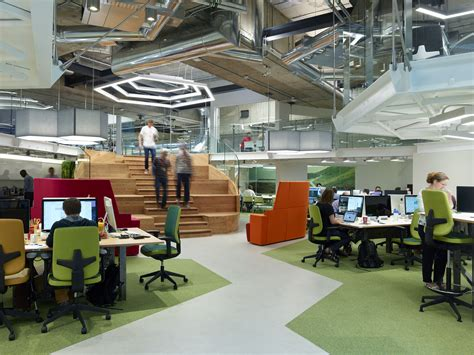 international office rug sainsbury s basement chetwoods architects archdaily