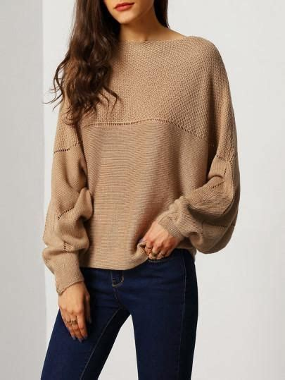 boat neck sweater outfit brown batwing boat neck sweater ファッション2 outfit 2