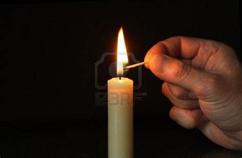 Search Match By Email Address Lighting Match And Candle In New Earth Uk