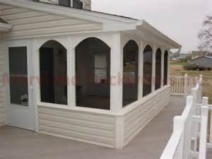 Sunroom Add On 3 And 4 Seasons Sunrooms And Additions Clarksville Decks