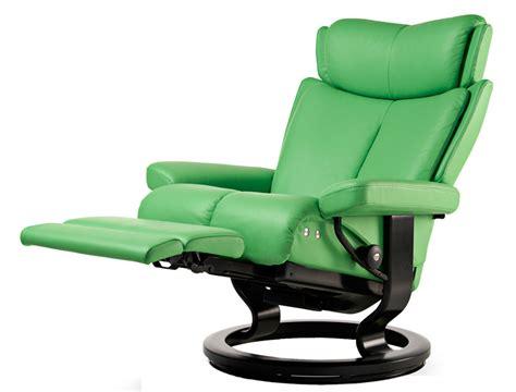 magic recliner ekornes stressless leg comfort recliner