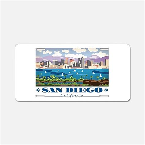 license san diego san diego license plates san diego front license plate covers cafepress