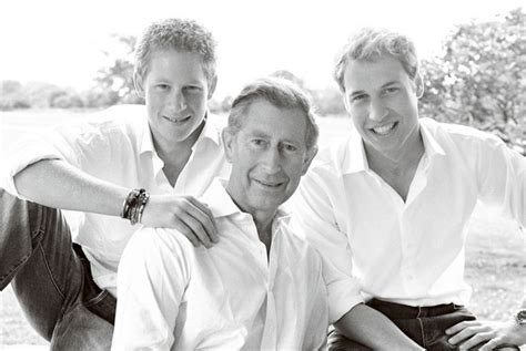 marc carroll majestic hrh the prince of wales duke of cornwall and the duke of