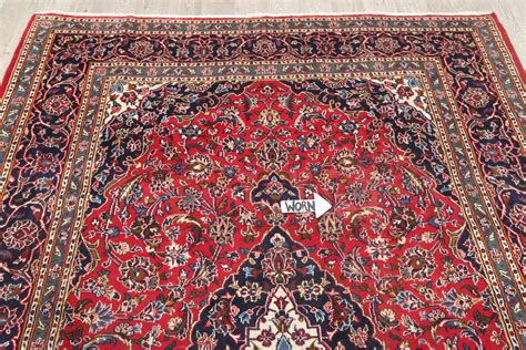 6 X 8 Area Rugs Cheap Clearance Traditional 6x9 Mashad Area Rug Carpet 9 3 Quot X 6 8 Quot Ebay