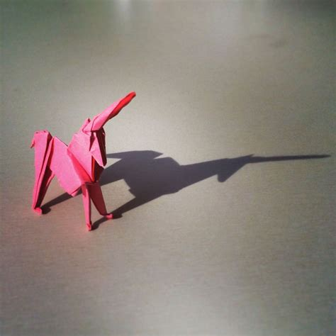 origami unicorn randomiscellany