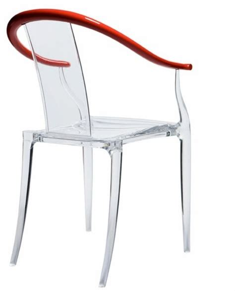 chaise starck transparente chaise design transparente starck chaise id 233 es de