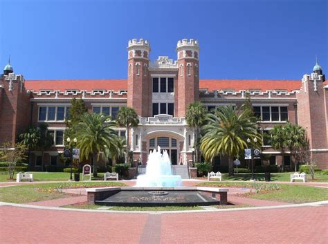Fsu Mba Acceptance Rate by Fsu Admissions Sat Scores Acceptance Rate And More