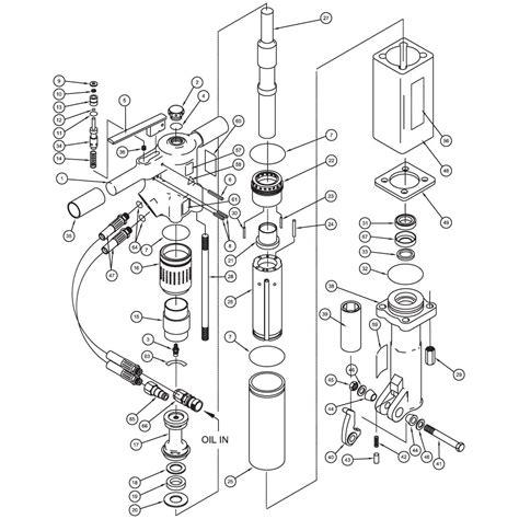 Hydraulic Breaker Part stanley br87 heavy duty hydraulic underwater breaker