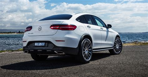 mercedes jeep 2017 2017 mercedes benz glc coupe pricing and specs sports