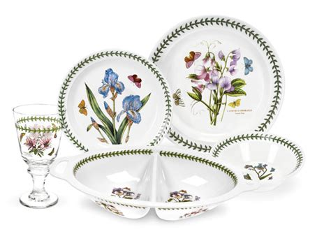 Portmeirion Botanic Garden Sale Portmeirion Botanic Garden 17 Dinnerware Set 199 99 You Save 337 51